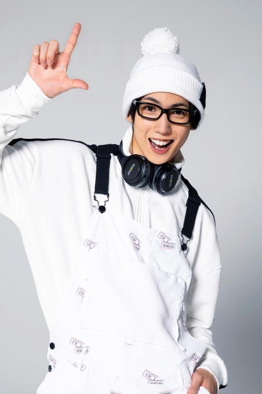 夢は人気YouTuber、アンテナ役の有澤樟太郎さん