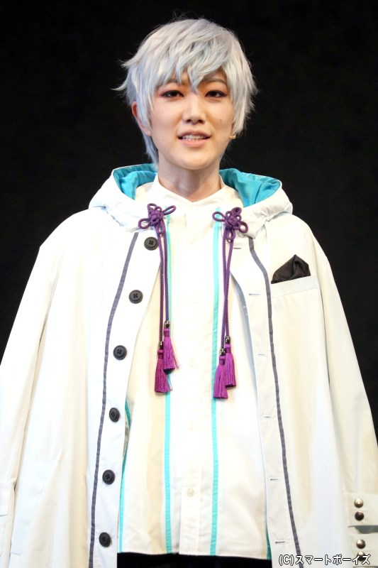 日向汐音役 七海ひろきさん
