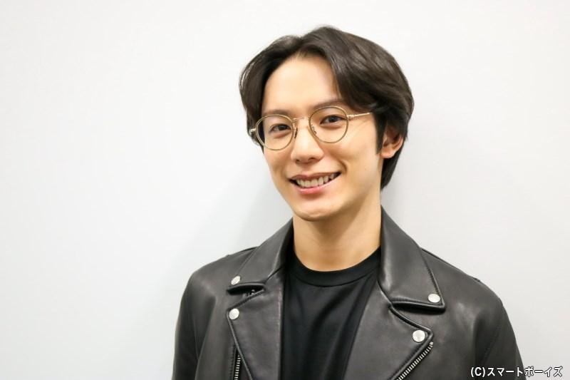 初舞台から10年、久保田秀敏さんが振り返った役者生活への自己評価は?