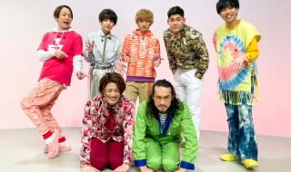 (後列左から)髙木 俊さん、小西詠斗さん、定本楓馬さん、spiさん、寺山武志さん (前列左から)立石俊樹さん、唐橋 充さん