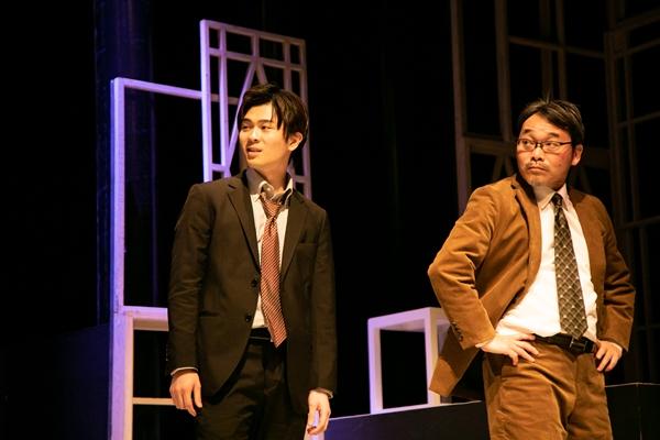 (左)大野瑞生さん (右)本間剛さん
