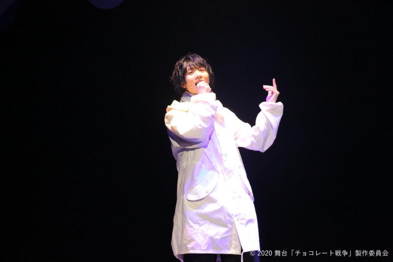 """新たな舞台写真&""""Dust Kiss""""メンバーらに扮するキャストからのコメントが到着!"""