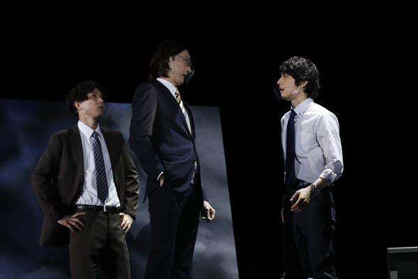 「怪盗探偵山猫 the Stage」ゲネプロ写真㈯_R