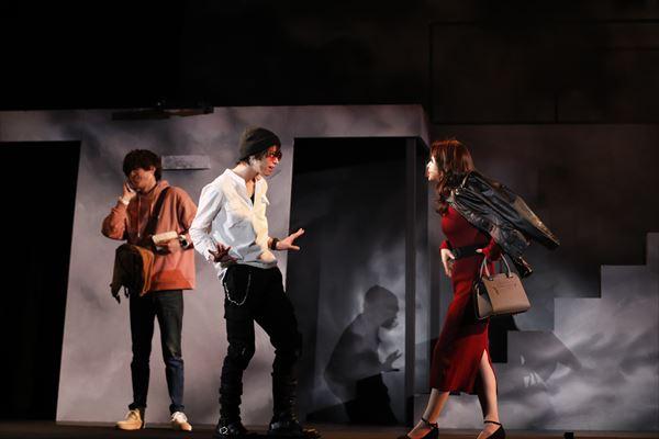 「怪盗探偵山猫 the Stage」ゲネプロ写真㈬_R