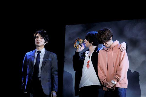 「怪盗探偵山猫 the Stage」ゲネプロ写真㈱_R