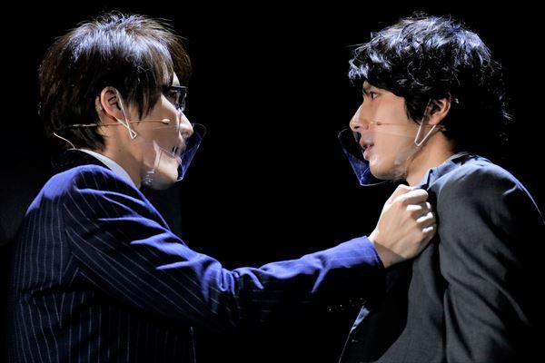 「怪盗探偵山猫 the Stage」ゲネプロ写真㈴_R