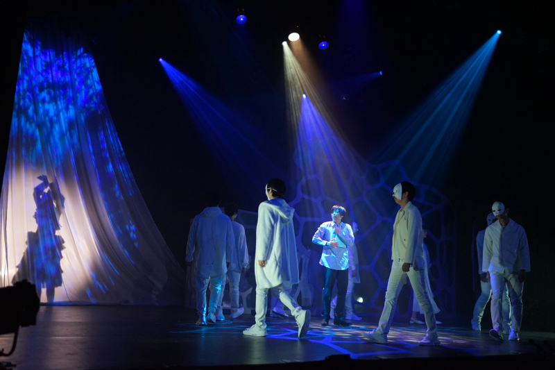 劇団Patchが挑む、音楽朗読劇『マインド・リマインド~I am…~』東京公演が開幕!