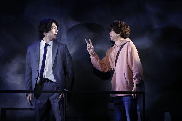 「怪盗探偵山猫 the Stage」ゲネプロ写真㈻_R