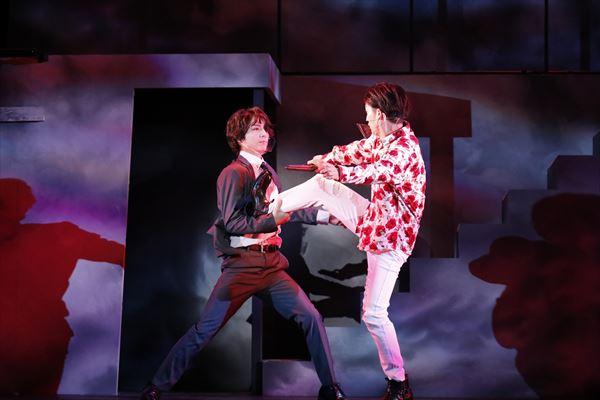「怪盗探偵山猫 the Stage」ゲネプロ写真㈹_R