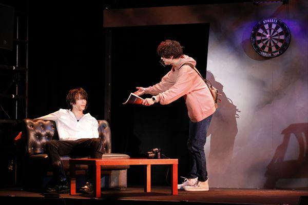 「怪盗探偵山猫 the Stage」ゲネプロ写真㈶_R