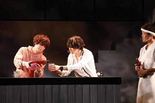 「怪盗探偵山猫 the Stage」ゲネプロ写真㈫_R