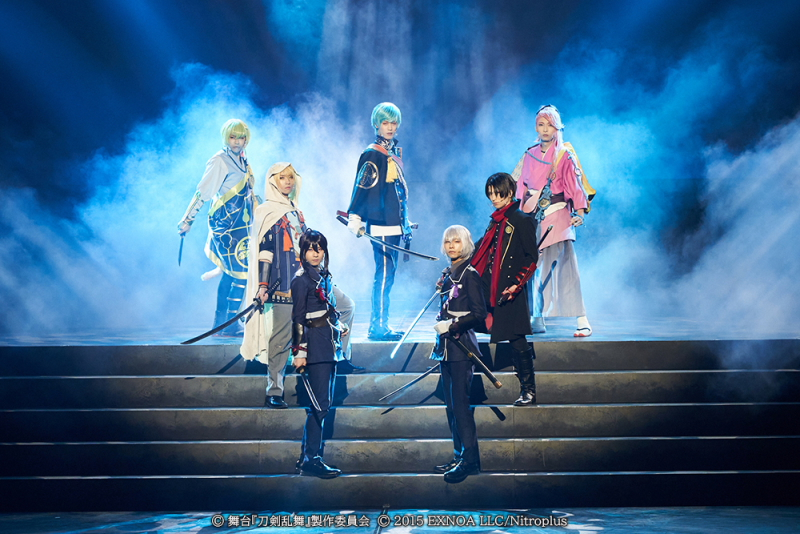 「刀ステ」こと舞台『刀剣乱舞』が史上最大のスケールで挑む、ふたつの大坂の陣!