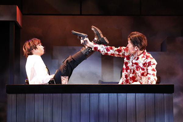 「怪盗探偵山猫 the Stage」ゲネプロ写真㈪_R