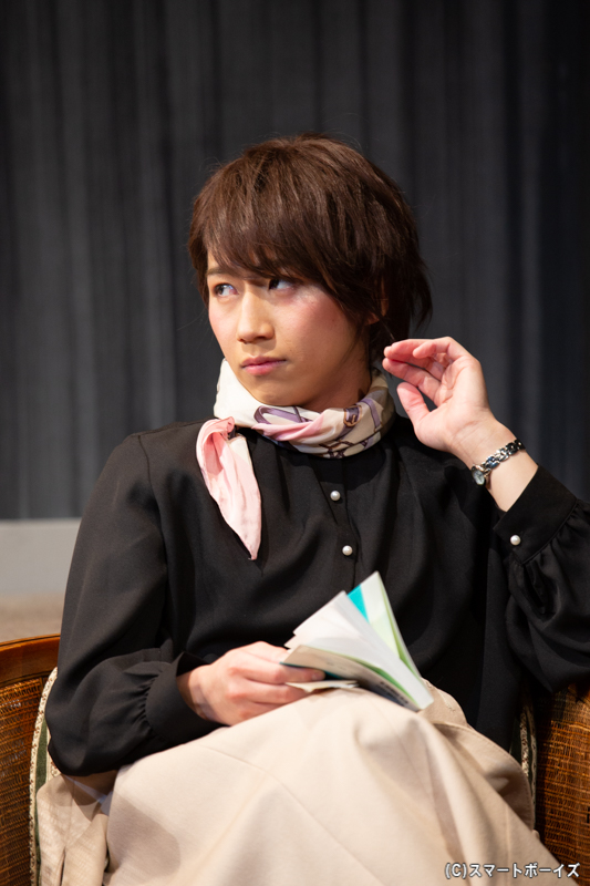 納谷健さん