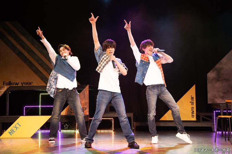 劇団番町ボーイズ☆NEXT第2回公演「ギブアップダンス!!!」