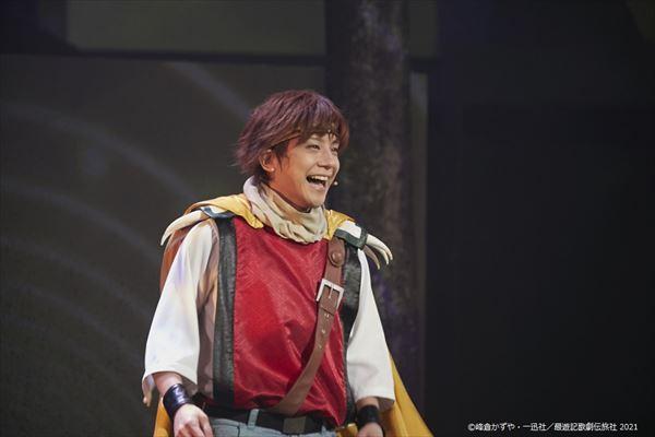 孫悟空 役:椎名鯛造さん