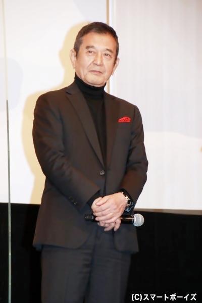 アカレンジャー/海城剛役の誠直也さん