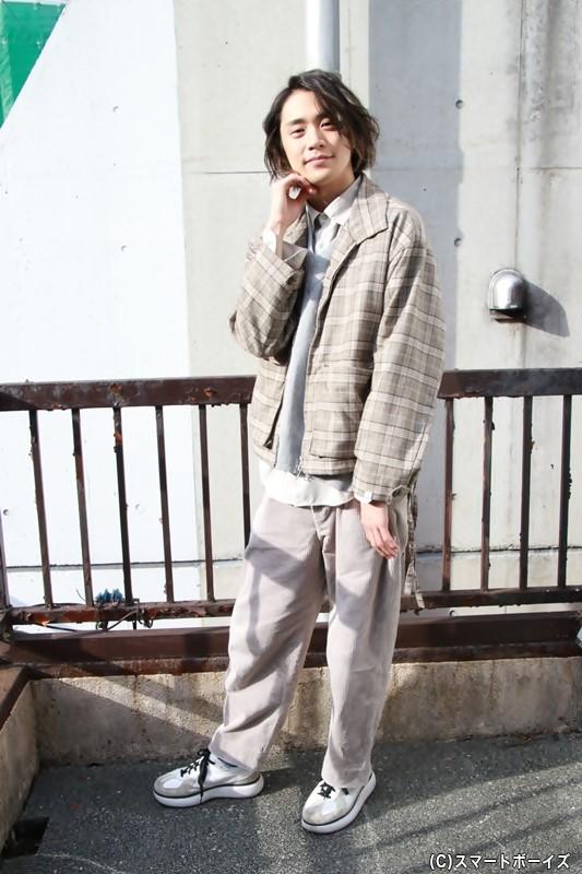 2度目の主演舞台に挑む前川さん