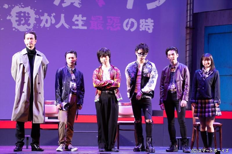 普遍的な友情や人への想いが詰まった、「私立探偵 濱マイク」-我が人生最悪の時-が、2月17日に開幕!