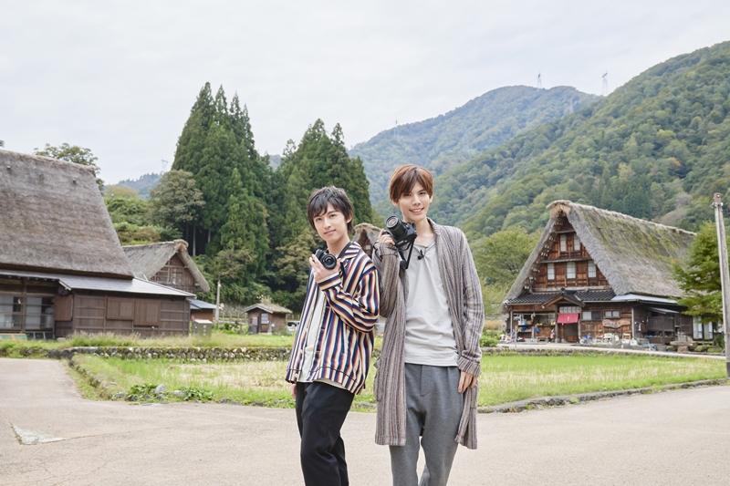 (右)健人さん (左)阿久津仁愛さん