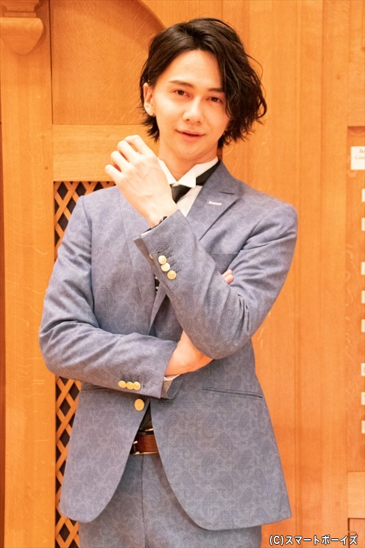 1月28日に誕生日を迎えた俳優・横井翔二郎さん