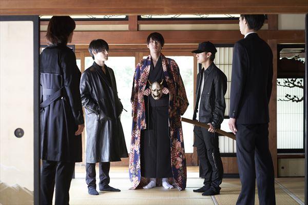 (中央)北園涼さん