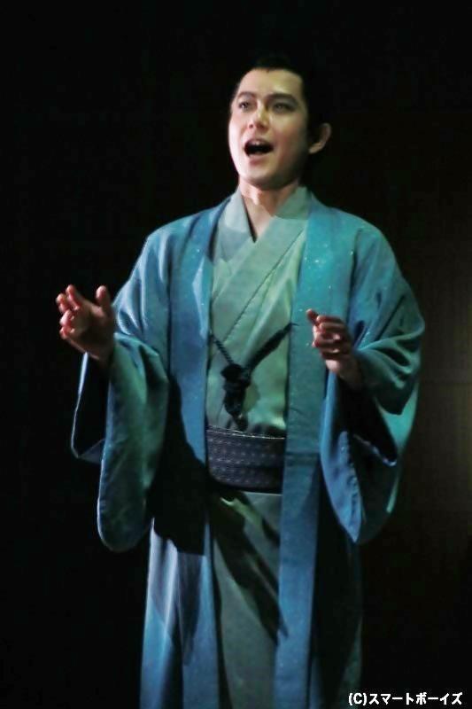 平野さんは柳川時太郎役としても出演