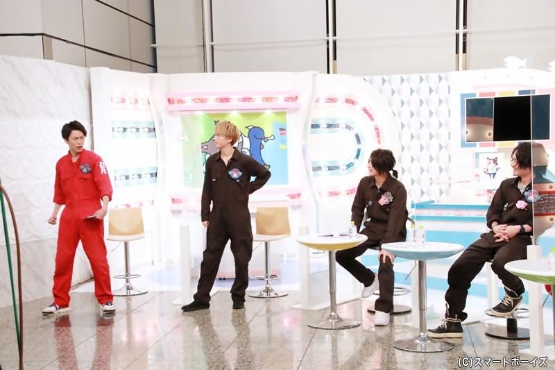 舞台で長年共演していた小早川さんに対してキレ気味(?)に突っ込む内海さん