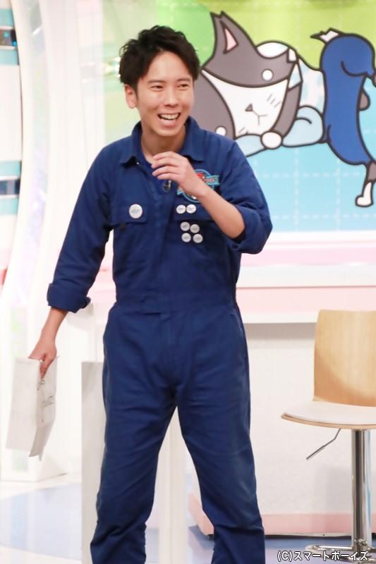 大矢剛康さん