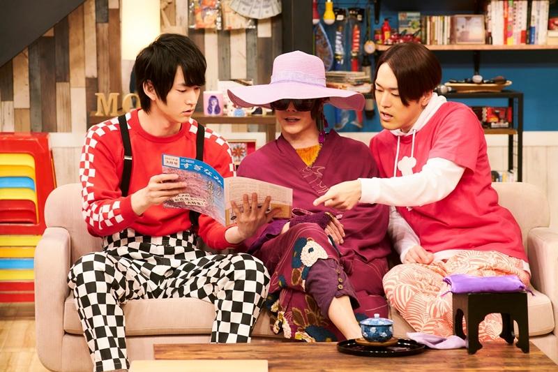 「テレビ演劇 サクセス荘3」 第11回場面写真②