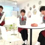 (左から)Candy Boyの前田大翔さん、宮城光輝さん、奥谷知弘さん