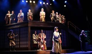 『淡海乃海(あふみのうみ)』シリーズ、待望の舞台化第2弾がついに開幕!