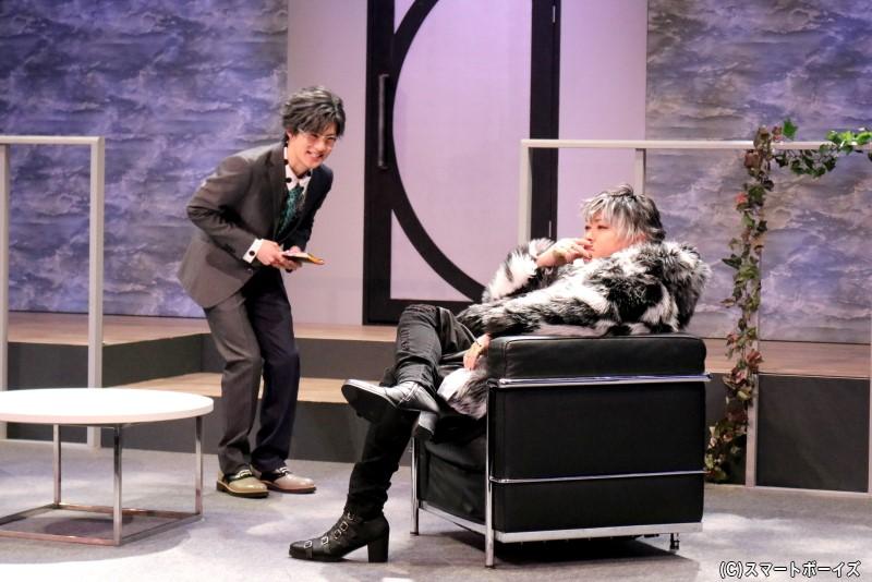 """T2のマネージャー・石田は、T2に""""クスリ""""を要求され……"""