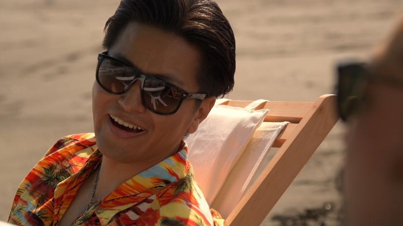 長濱慎さんが初の長編劇映画主演で、ワルの魅力全開!