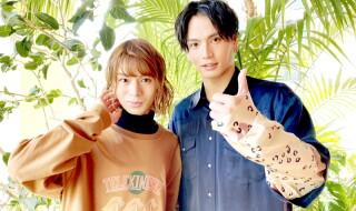 今回の特集では、矢地桐久役の大平峻也さん&加賀見祥太役の友常勇気さんが登場!