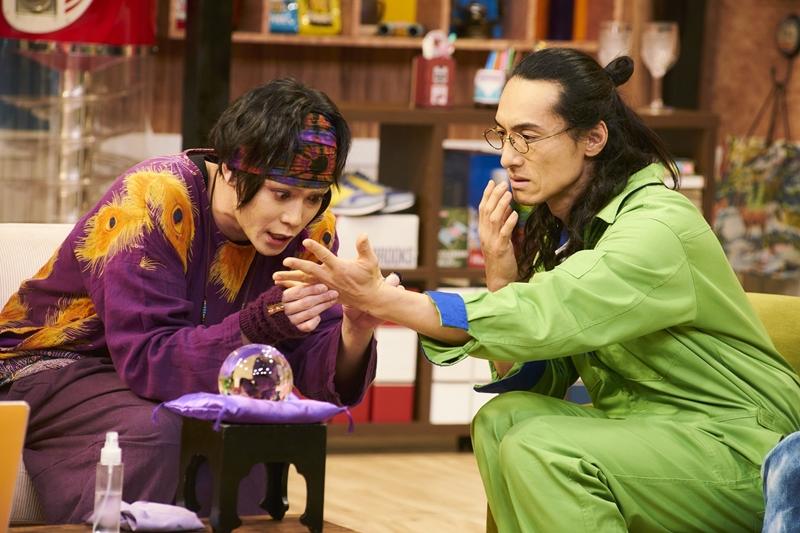 「テレビ演劇 サクセス荘3」 第11回場面写真①