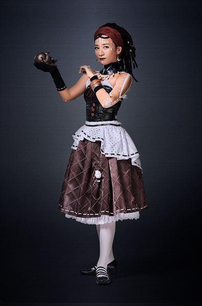 呪術師(パトリシア・ドーヴァル):音羽美可子さん