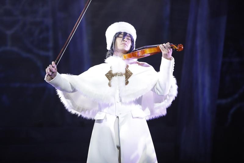 フョードル・D 役の岸本勇太さん