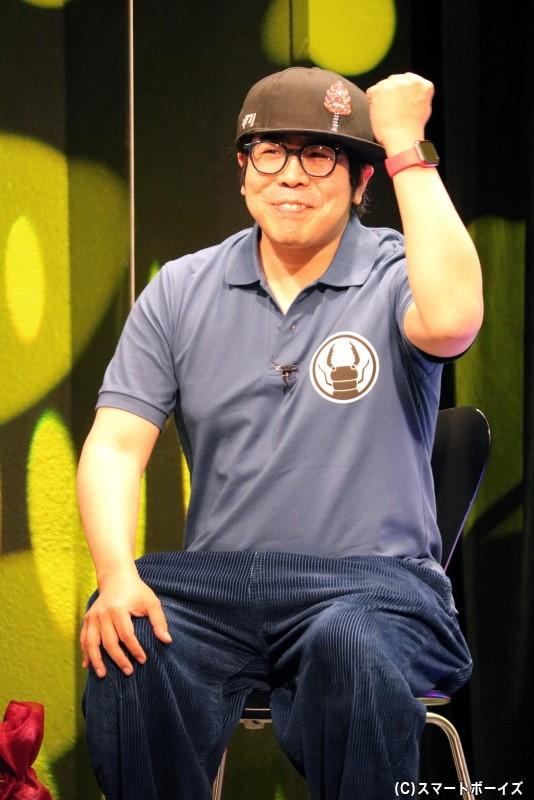 川尻恵太監督