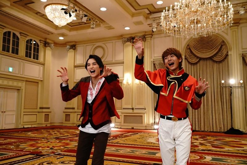 (右)小宮璃央さん、(左)一ノ瀬颯さん