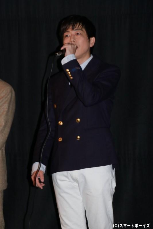 SHINGOさん(HANDSIGN)