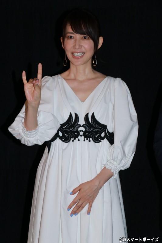 森口瑤子さん