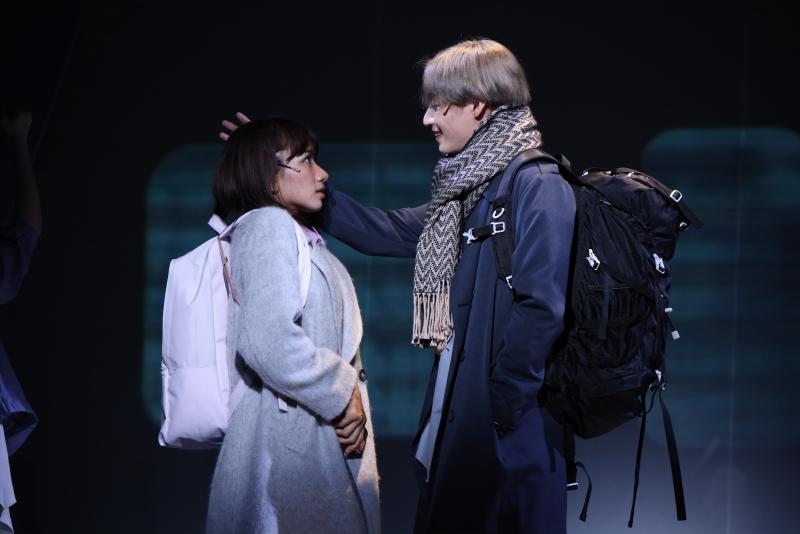 一歩を踏み出す勇気をもらえる、あたたかな胸キュンラブストーリーがミュージカルに!