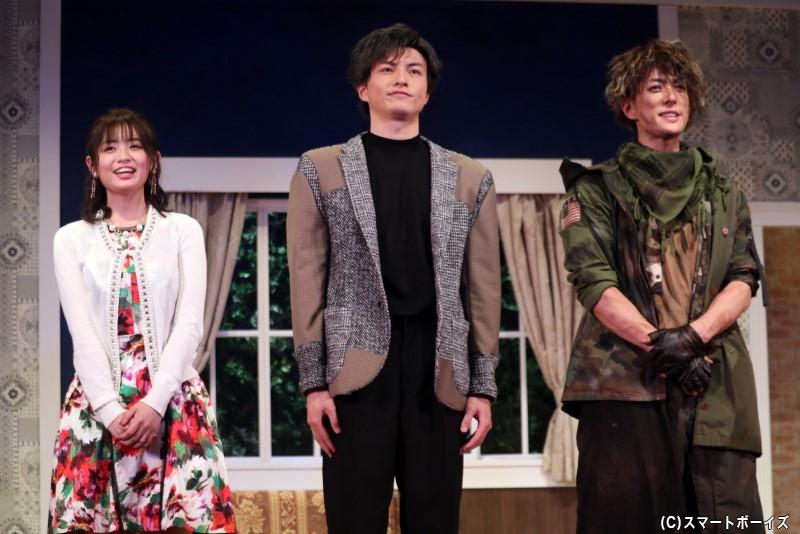小南光司さんら新キャストを迎えた、傑作ワンシチュエーションコメディをプレイバック!