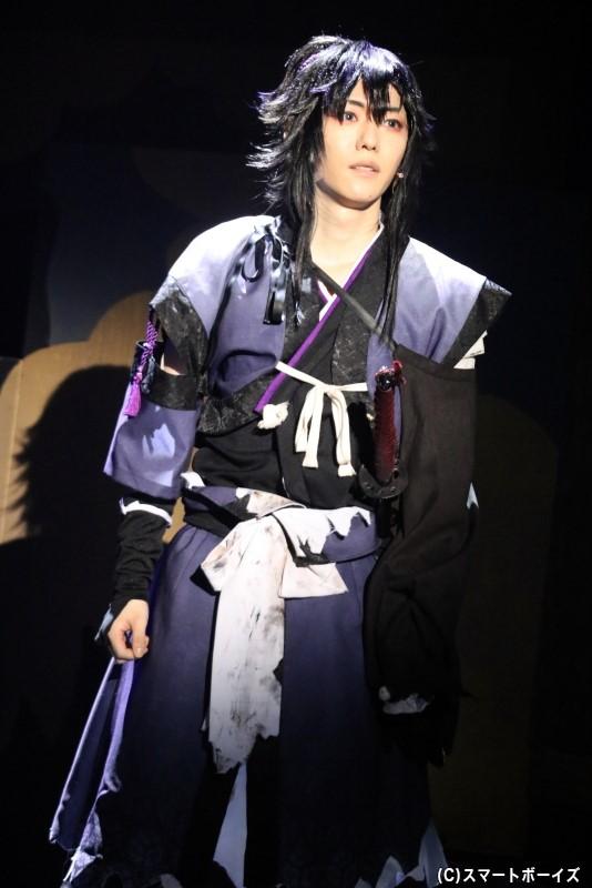 九十九丸役の櫻井圭登さん