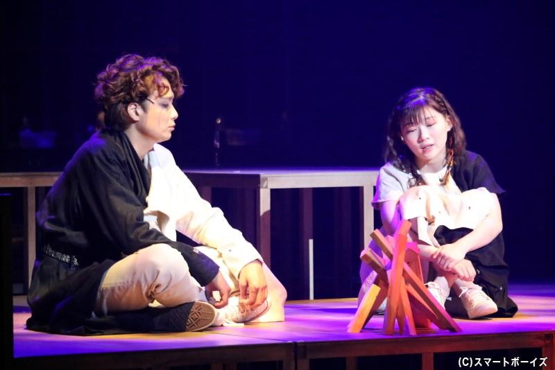 井上芳雄さん×伊藤沙莉さんが初共演、『首切り王子と愚かな女』が開幕!