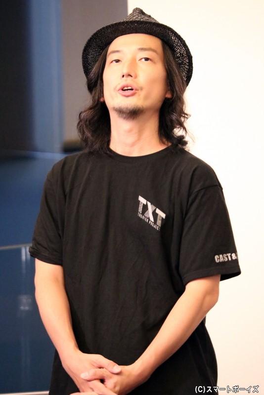 作・演出を手掛ける高橋悠也氏