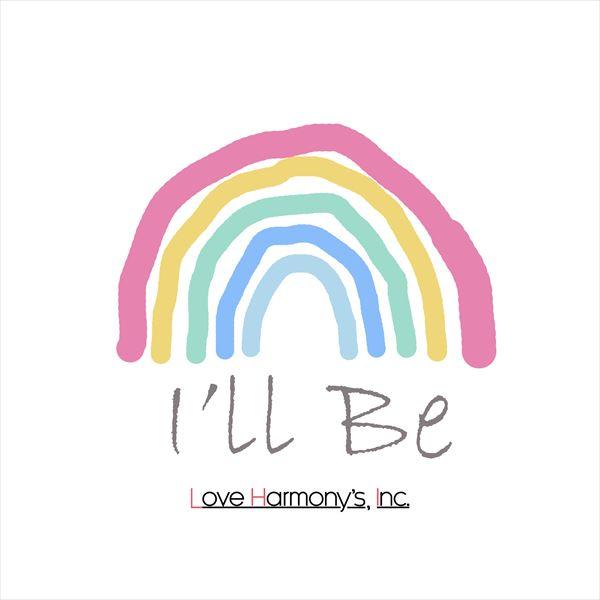 「I'll Be」ジャケット写真