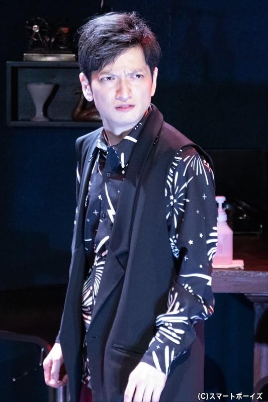 江利川(えりかわ)役/佐野大樹さん