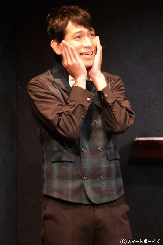 沢尻役/鷲尾昇さん